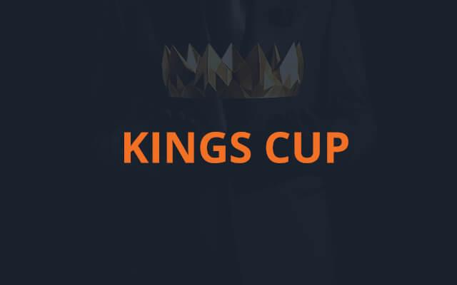 Regeln aufstellen cup kings King's Cup