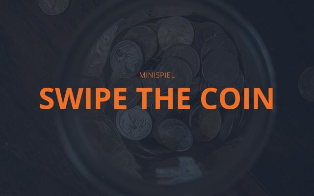 Swipe The Coin