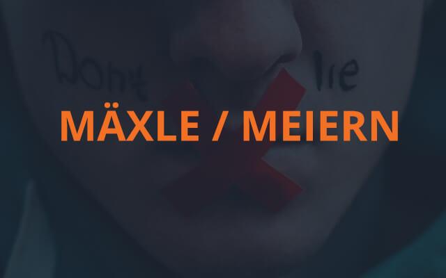 Mäxle Würfelspiel